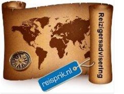 Reisprik Site Blok homepage